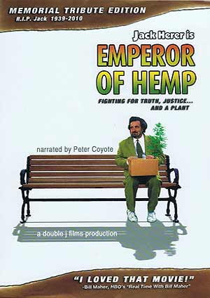 Jack Herer - Emperor Of Hemp