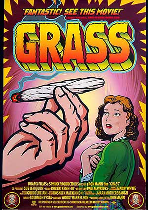 Grass – The history of Marijuana